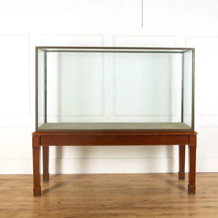English Museum Display Cabinet on Stand BK359013