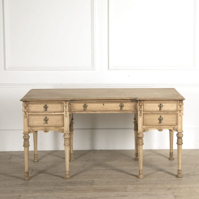 English Oak Desk DB0410347