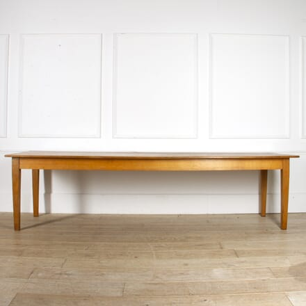 Scottish Oak Refectory Table TD2017780