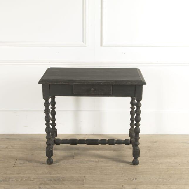 English Oak Side Table DB0410338
