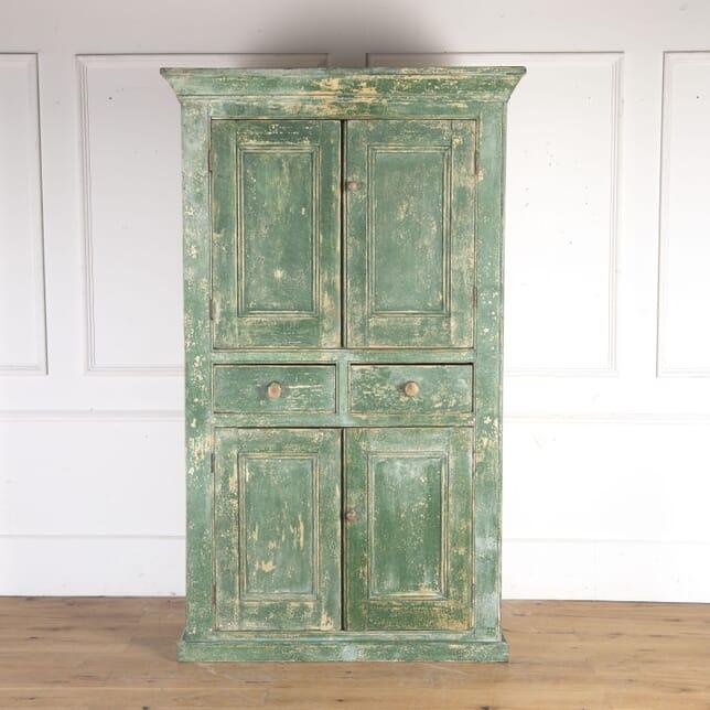 English Painted Cupboard CU3614517