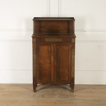 English Regency Rosewood Chiffonier CH4714898