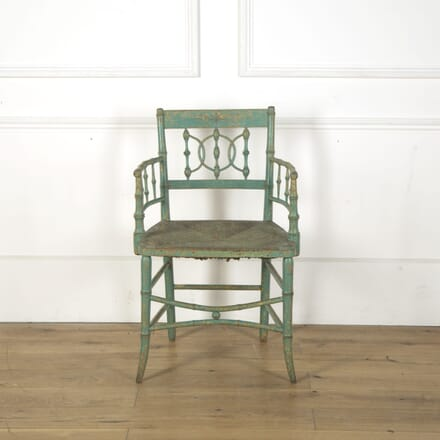English Sussex Elbow Chair CH5110224