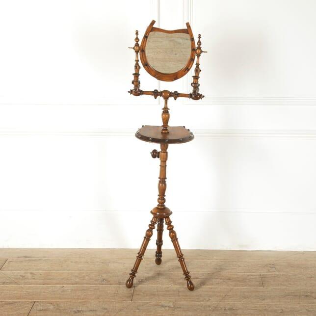 Equestrian Theme Gentleman's Shaving Mirror OF1511537