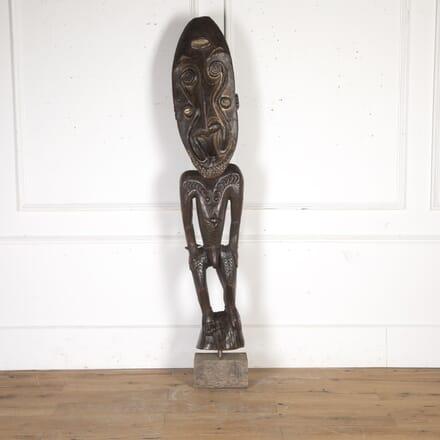 Ethnographic Tribal Sculpture DA4315158