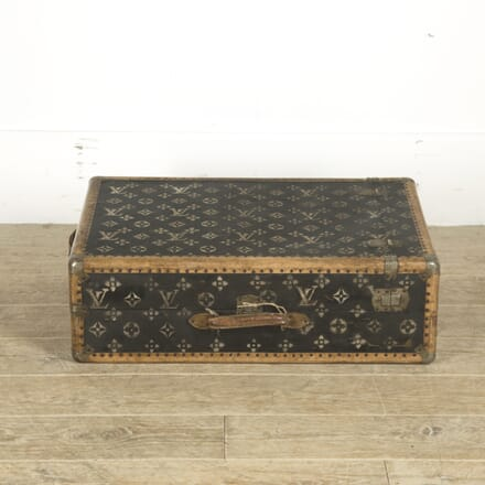 Film Prop Trunk in the Style of Louis Vuitton CB139987