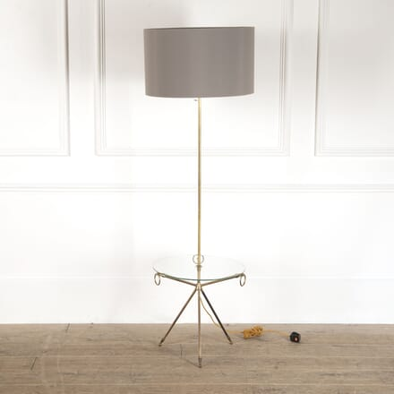 Floor Lamp with Incorporated Table LF3014175