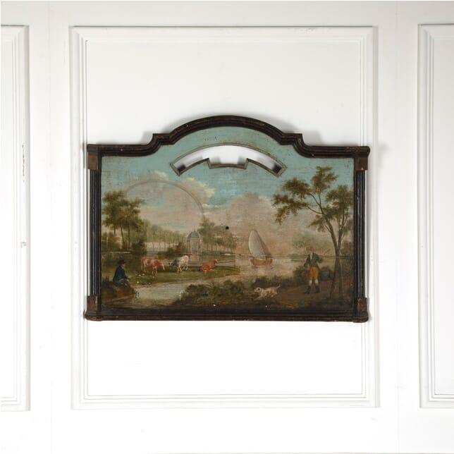 Folk Art Oil Painting WD5111010