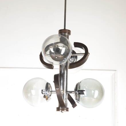 Italian Mid Century Sputnik Pendant Light LL8716223