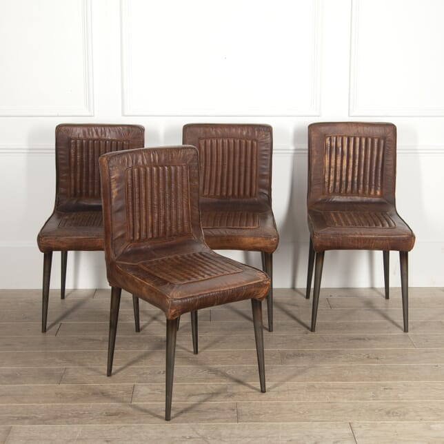 Set of Four 'Aviation' Chairs CH0514985