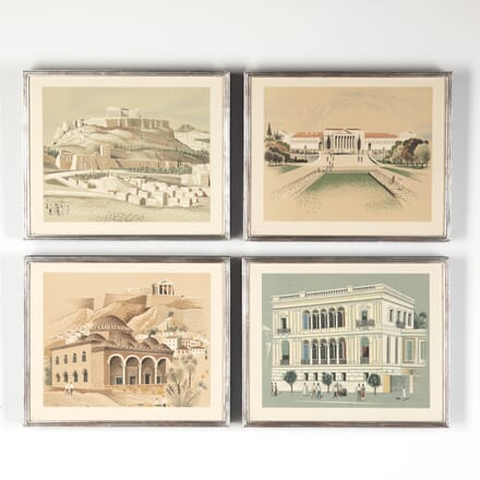 Lithographs of Athens WD7613971