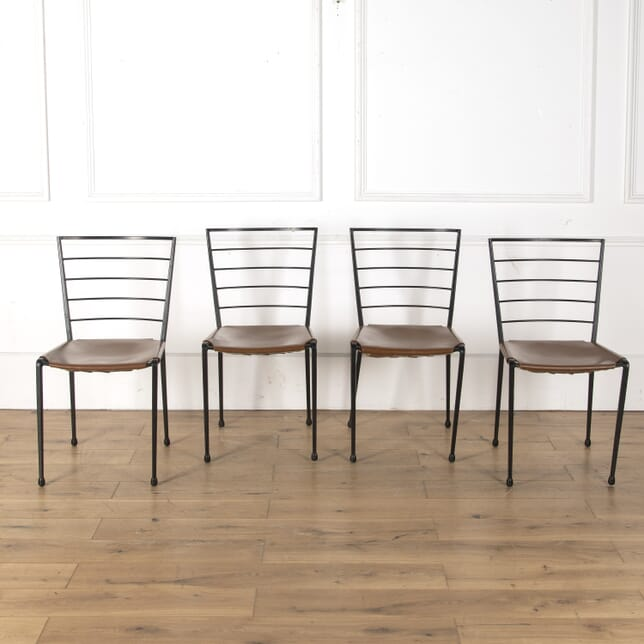 Set of Four Ladderax Chairs CH7913478