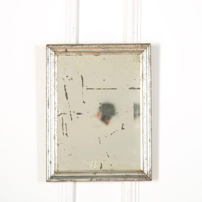 Foxed Silver Mirror MI719140