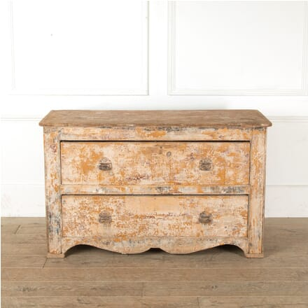 French 18th Century Painted Commode CC4411100