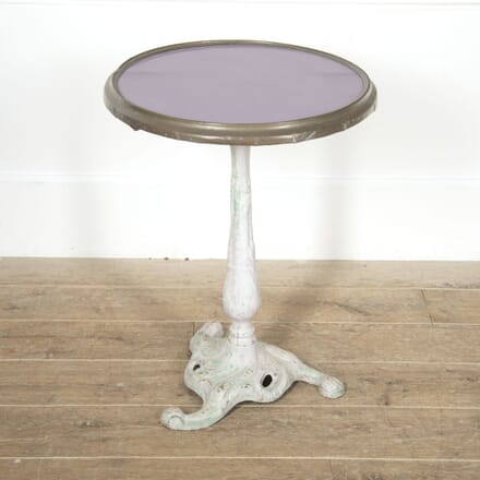 French 19th Century Bistro Table GA4117008