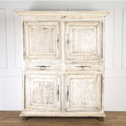 French 19th Century Linen Press OF8717043