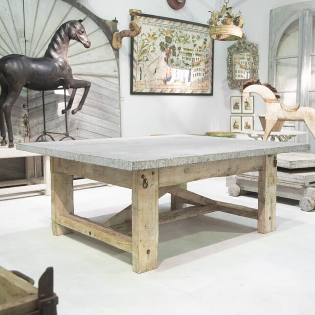 French 19th Century Oak Table DA0213484