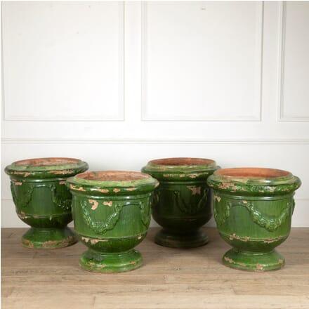 French 19th Century Terracotta Jars GA0210793