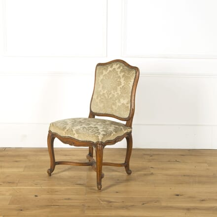 French 19th Century Upholstered Chair CH379515