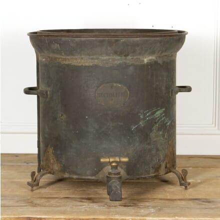 French 19th Century Hectolitre Vessel DA2817176