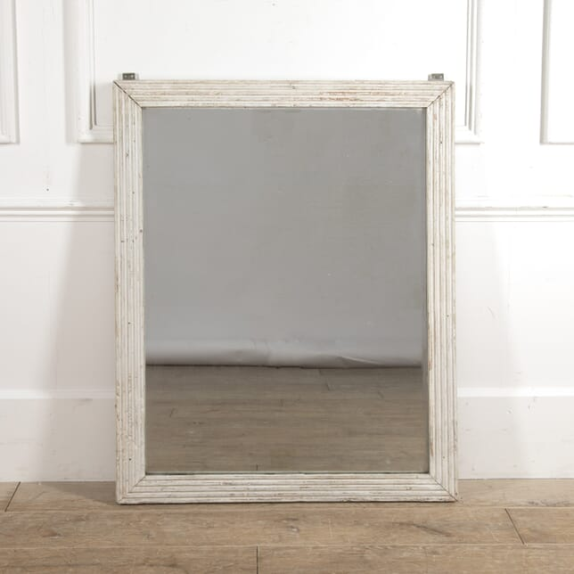 French 20th Century Painted Mirror MI2816158