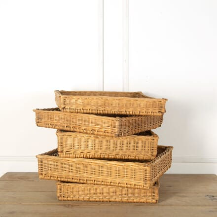 French Bakers Baskets BK719149