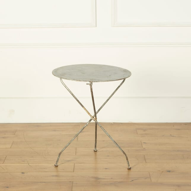 French Bistro Table GA719150