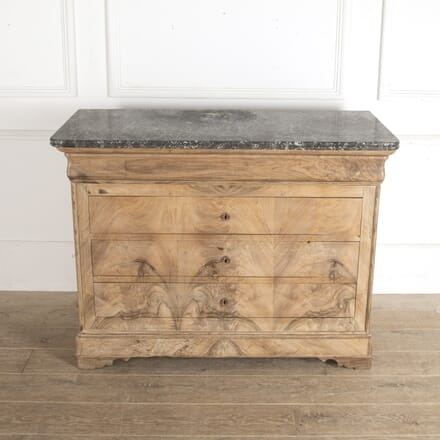 French Bleached Mahogany Commode CC4513613