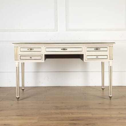 French Bleached Writing Desk DB3613750