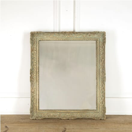 French Carved Framed Mirror MI159337