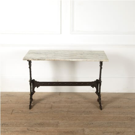French Cast Iron Table GA1511569