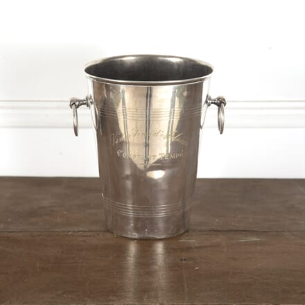 French Champagne Bucket DA0213528