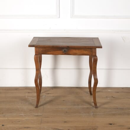 French Cherrywood Side Table CO9913435