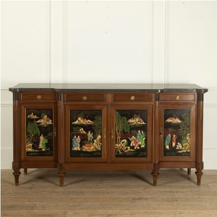 French Chinoiserie Enfilade TS4511599