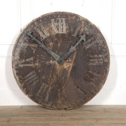 French Tower Clock Face DA3515507