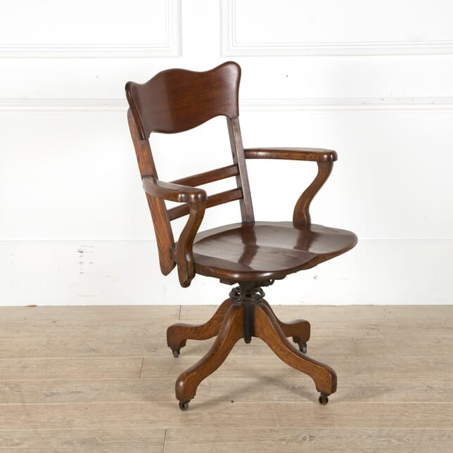 French Desk Chair CH1510047
