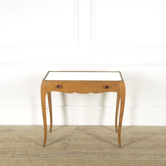 French Fruitwood Dressing Table BD489857