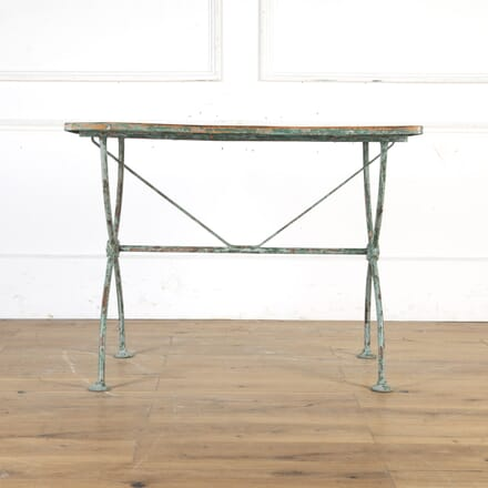 French Painted Garden Table GA8115731