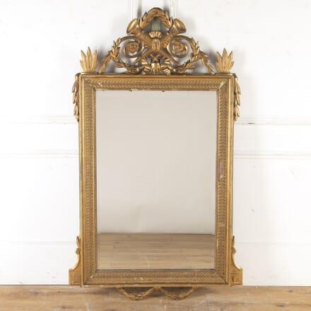 French 19th Century Gilt Mirror MI8516553