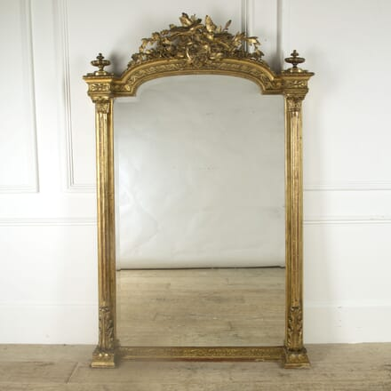 French Gilt Mirror MI529415