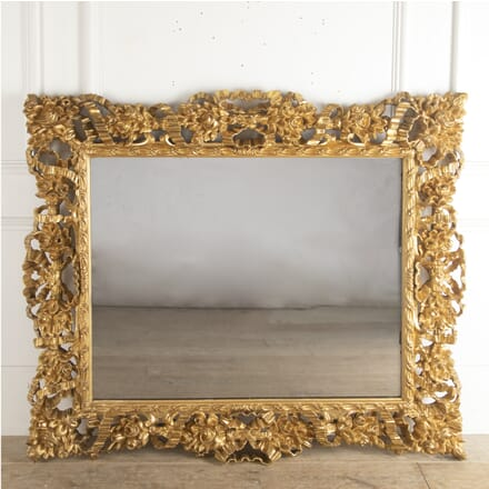French Giltwood Mirror MI5213604