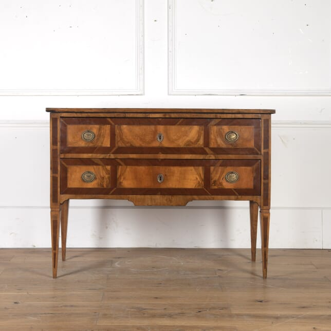 French Kingwood and Walnut Commode CC8015134