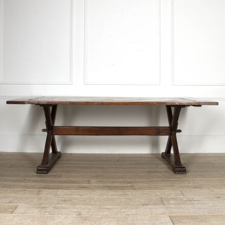 French 19th Century Farmhouse Table TD8817368