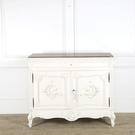 French Louis XVI Marble Topped Buffet TS889700