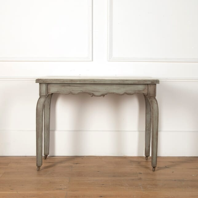 French Marble Topped Patisserie Table CO7110773