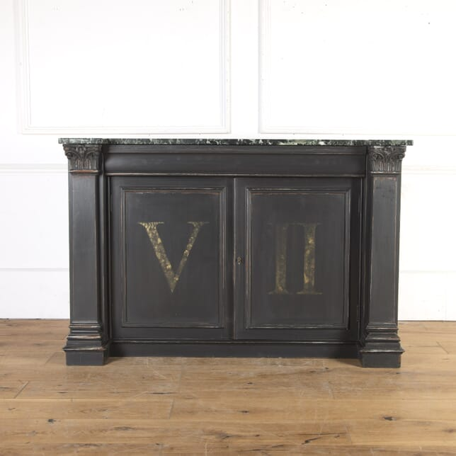 French Sideboard with Marble Top BU2013974