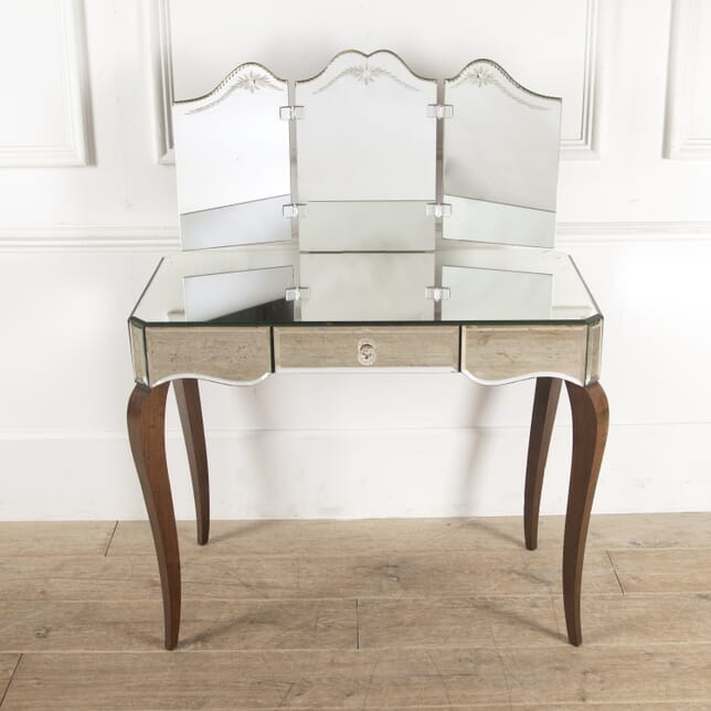 French Mirrored Dressing Table BD4813888