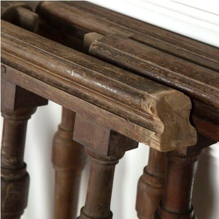 French Oak Balustrades GA7510993