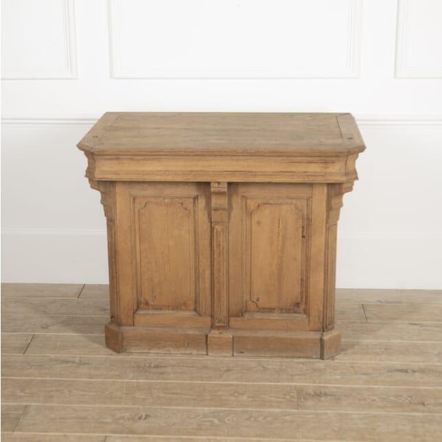 French Oak Shop Counter CO2814808