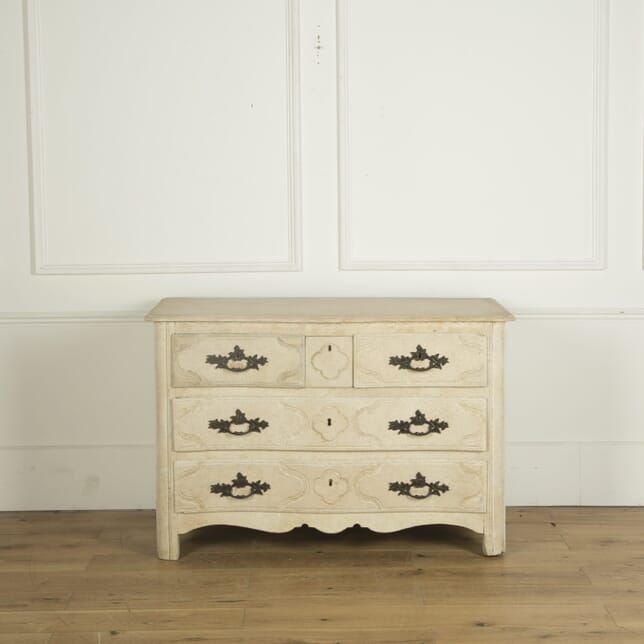 French Painted Commode CC369544